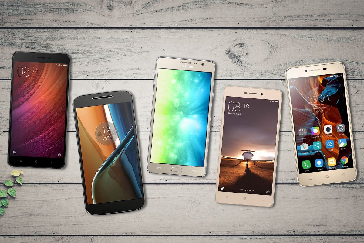 Best Phones Under Rs. 10,000