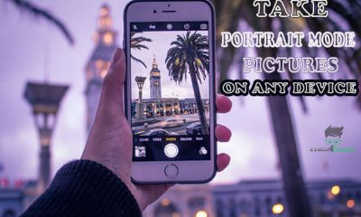 Portrait Mode on Any Mobile Tutorial