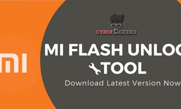 Mi Flash Unlock Tool