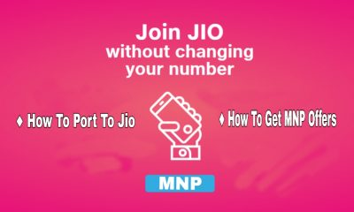 How to Port to Jio + MNP Offers