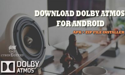 Dolby atmos for android- APK+Zip FIle Installer