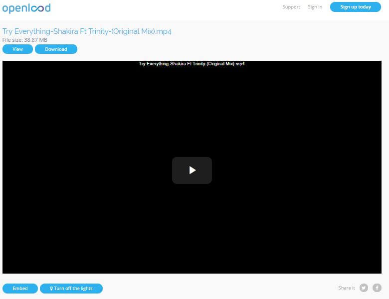 How To Download From Openload Videos/Movies [FAST]