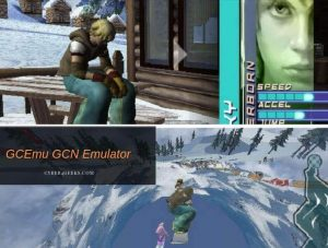 best gamecube emulator - GCEmu