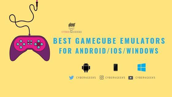 best gamecube emulator android-ios-wndows
