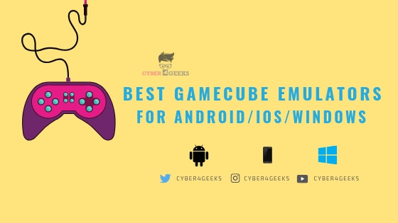 best gamecube emulator android-ios-wndows