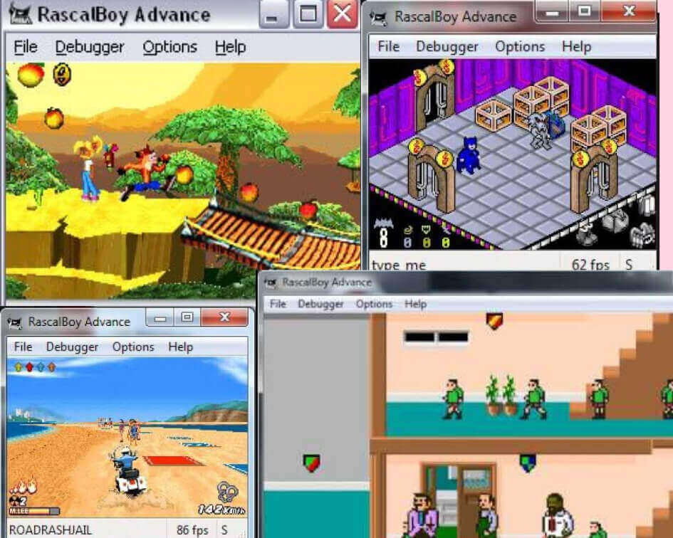 best game boy advance emulator