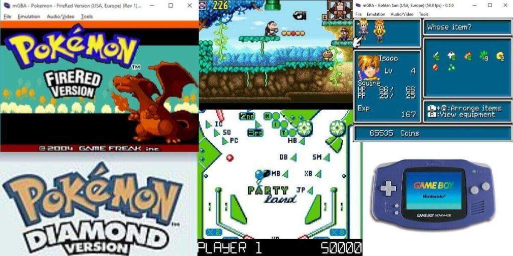 mgba emulator download