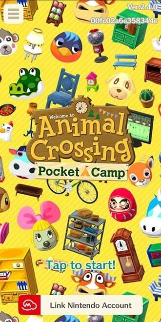 Open Animal Crossing APK
