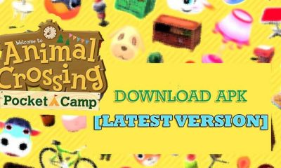 Animal Crossing Pocket Camp Apk Download
