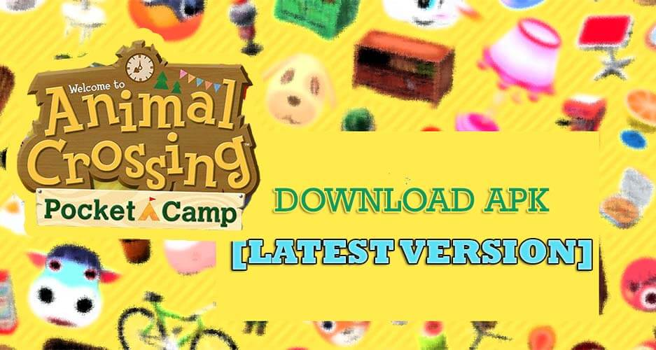 Animal Crossing Pocket Camp Apk Download