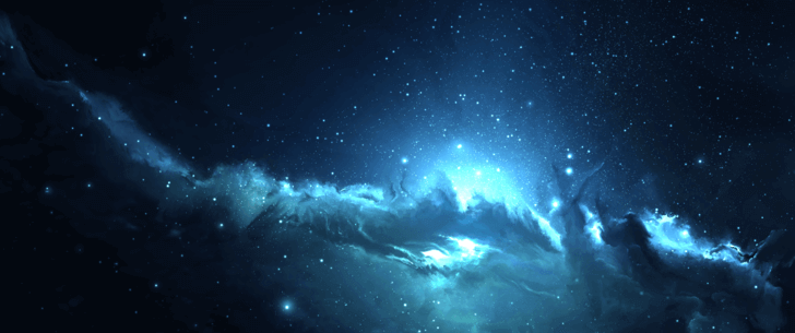 Galaxy Wallpaper 3440×1440