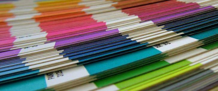 Color Paper widescreen wallpaper