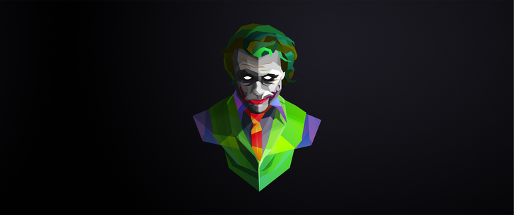 Joker 4K HD Wallpaper