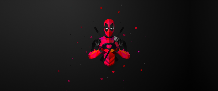 Deadpool Marvel Vector UHD