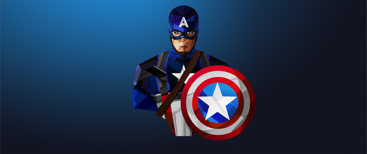 Captain America Avengers UHD Wallpaper
