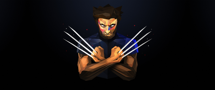 X men Wolverine 4K Wallpaper