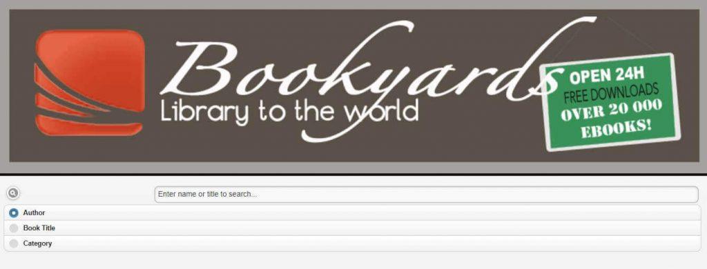 Bookyards -Download FREE Ebooks