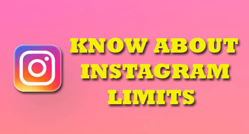 Instagram Limits- Follow & Unfollow